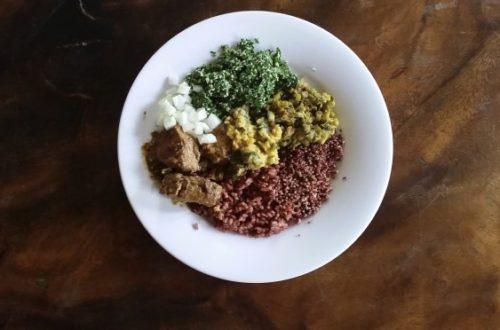 Article : L'histoire extraordinaire d'une assiette sri lankaise