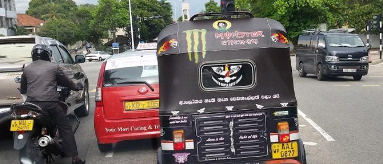 Article : Leçons de vie et de charité sur les routes du Sri Lanka