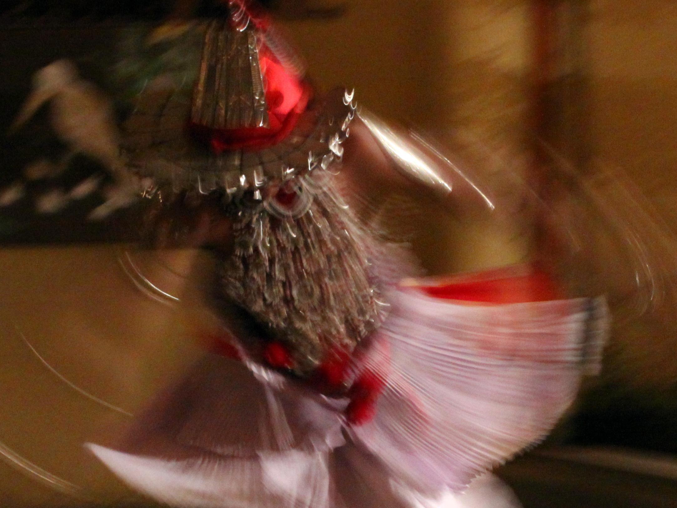 Danseur kandyen - Vibrations sur les bruits et la musique du Sri Lanka