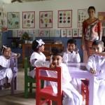 Jardin d'enfants - Selyn (Sri Lanka)