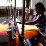 Tissage pour le commerce équitable (Sri Lanka)