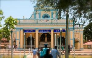 L'église de Madhu