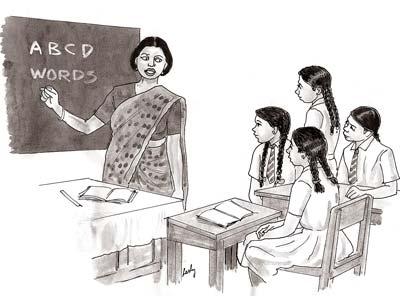 Cours privés Sri Lanka