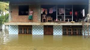 Cyclone mai 2016, Sri Lanka